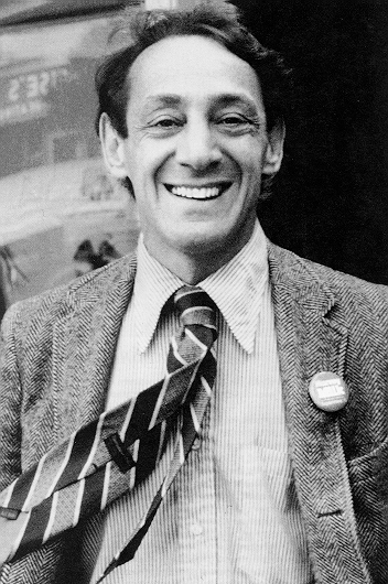 Congressman Harvey Milk