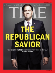 Marco Rubio Cover