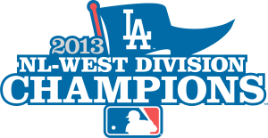 Dodgers_nl_west_champions_logo